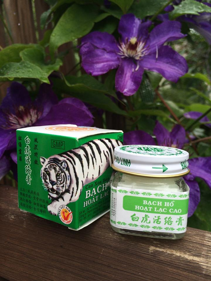 Vietnami Valge Tiigri salv