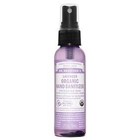 bronner Hand Sanitizing Spray