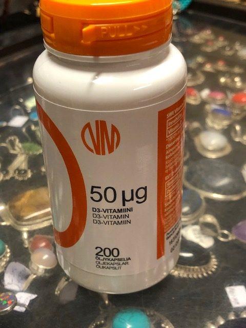 D Vitamiin 2000