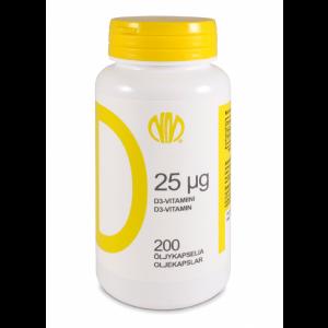 D Vitamiin 1000