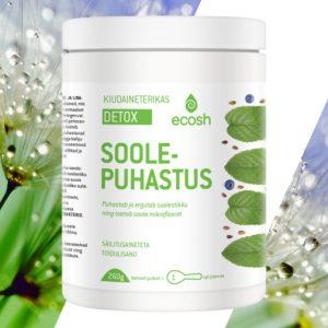 Detox-Soolepuhastus