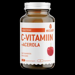 C-VITAMIIN ACEROLAGA